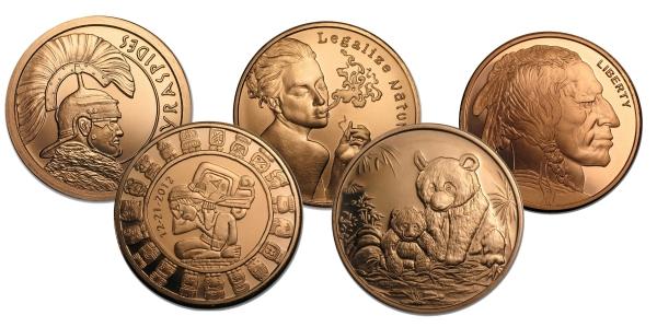 Ideas para regalar cobre
