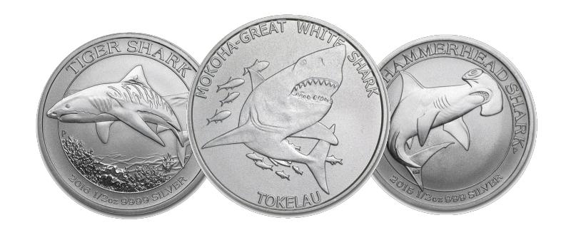 Ideas para regalar Diseño: tiburones