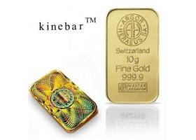 ¿Qué es un Kinebar? Lingotes de oro Kinebar